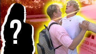 I KISSED JAKE PAUL