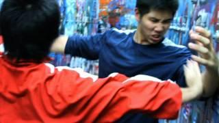 Kung Fool at School. Funny!