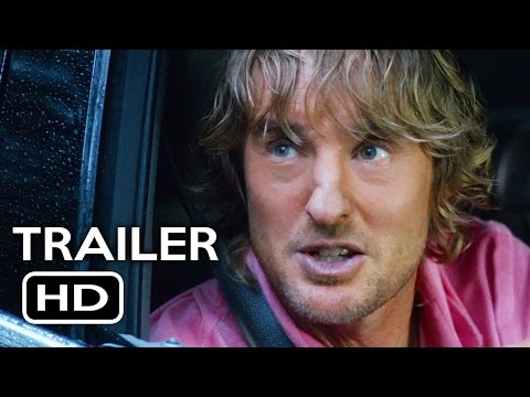 Bastards Official Trailer 1 2017 Owen Wilson Ed Helms Comedy Movie HD
