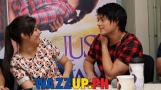 Just the way you are blogcon with Liza Soberano and Enrique Gil Part 1
