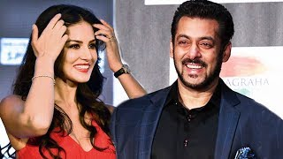 Sunny Leone Wants To Do An Item Song In Salman's Movie
