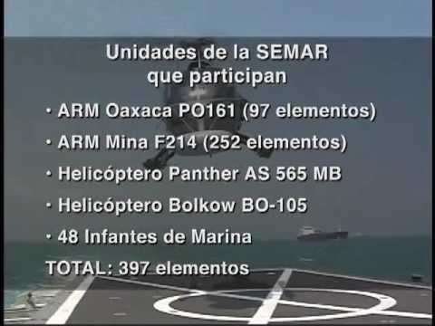 La Marina Armada de México participa en UNITAS 2009 en Florida EU