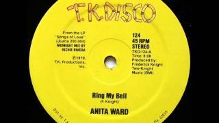 Anita Ward - Ring my bell (re-edit)