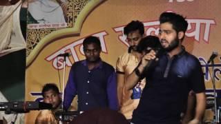 Preet Disorh @ Baba Rulia Shah Ji Jalandhar 2016(Kinjh Chaddan Pardes)