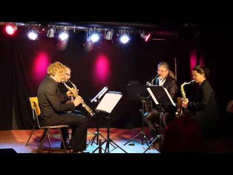 Enigma Saxophon Quartett INTAKT