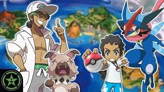 Pocket Play - Pokémon Sun and Moon Demo