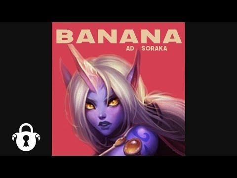 Instalok - Banana [AD Soraka] (Camila Cabello - Havana ft. Young Thug PARODY)