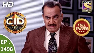 CID - Ep 1498 - Full Episode - 18th February, 2018