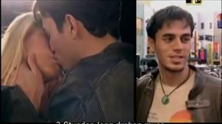 Making of The Video Escape - Enrique Iglesias Anna Kournikova