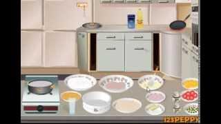 العاب فلاشية - تعليم مهارات الطهى الحديث