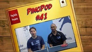 PingPod #41 - Zhang Jike's Fine and The Plastic Ball