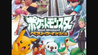 Pokémon Anime Song - Best Wishes! (Original Karaoke)
