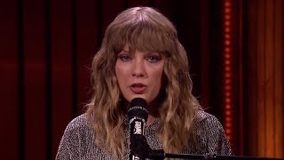 Jimmy Fallon CRIES During Taylor Swift