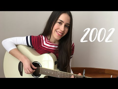 Anne-Marie - 2002 (acoustic cover by Maria Fernandes)