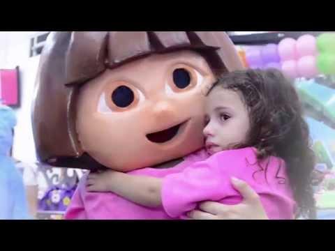 Aniversário infantil Dora aventureira