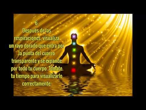 EJERCICIOS CON CRISTALES