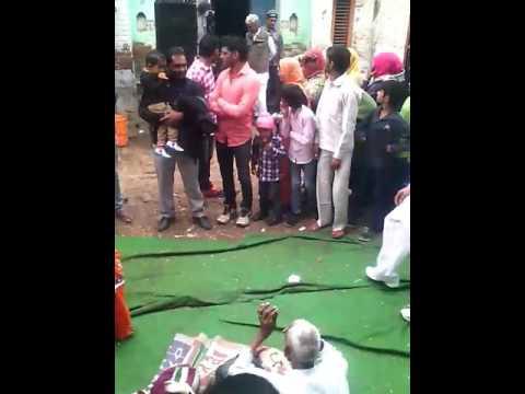 Desi danse in baroda village jija vs sali(1)