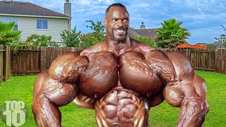 10 Bodybuilders That Went Too Far