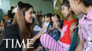 Wai Wai Nu On Becoming A Lawyer After Being A Political Prisoner | Next Generation Leaders | TIME