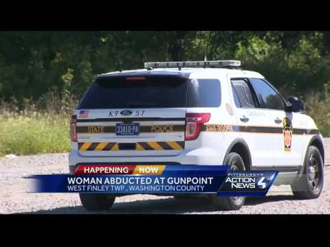 Police continue search for man, abducted wife