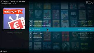 AndroidTV - Jak skonfigurować KODI i uruchomić MrKnow - Darmowe filmy i telewizja