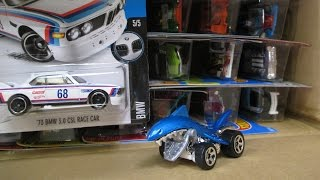 2016 J ww Hot Wheels Factory Sealed Case Unboxing Video By RaceGrooves
