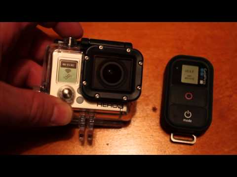 How To Connect GoPro Wifi Remote With Hero3 - GoPro Tip #43