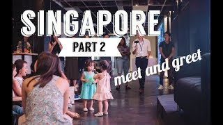 Singapore Part 2 + Meet and Greet   Andi Manzano Reyes