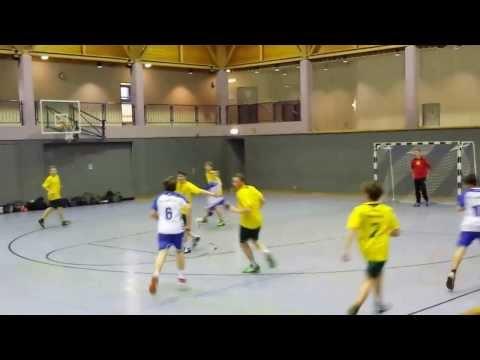TuS Treudeutsch Lank B2J  - Sportverein Straelen B1J 1. Halbzeit 18:25
