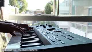 Hillsong - Lord I give you my heart by Luv4musiQ [Piano Instrumental Cover]