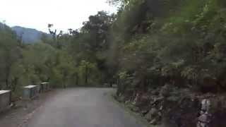 Road To Neelkanth Rishikesh