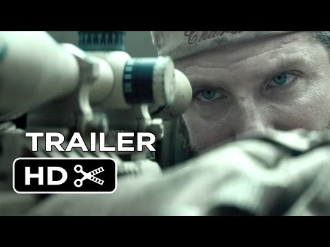 Xxx Mp4 American Sniper Official Trailer 2 2015 Bradley Cooper Movie HD 3gp Sex