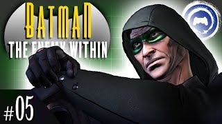 Batman: The Enemy Within   Part 5   TFS Plays