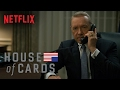 House Of Cards Season 4 Official Trailer Netflix Hd