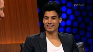 Siva Kaneswaran | The Late Late Show