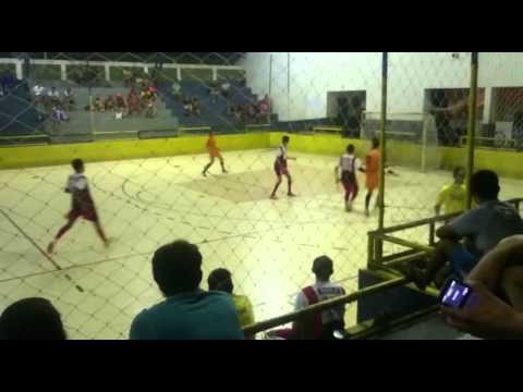 Katrina 3 x 4 Barrolandia - Copa Paraiso de Futsal 2015