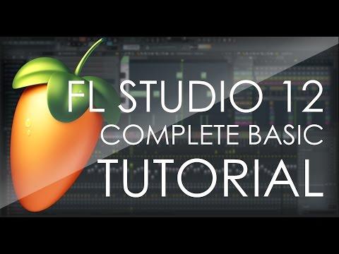 Xxx Mp4 FL Studio COMPLETE Basic Tutorial 3gp Sex