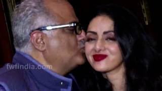 Sridevi Suffered Most Worst Oops Moment In Public | Embarrassing Moment