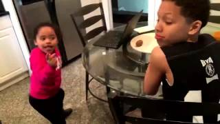 Boy Bye: Little Girl Dances To Beyonce's Sorry