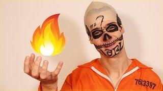 Suicide Squad: El Diablo arcfestés (Kezdő) ft. Csecse Attila | AvianaRahl