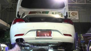 BMW Z4 2.3 iDrive ● TRR Exhaust System, Japanese Style ● T.R.R. Auto Part (Thailand)