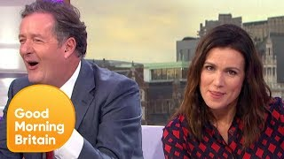 Good Morning Britain Nominated for National Television Award | Good Morning Britain