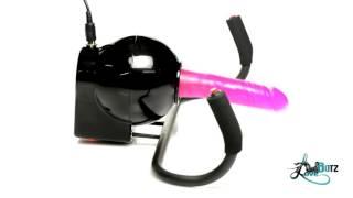 LoveBotz The Bull Handheld Sex Machine