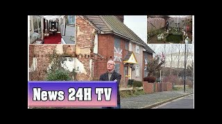 Council estate resident will not let his house be demolished | News 24H TV