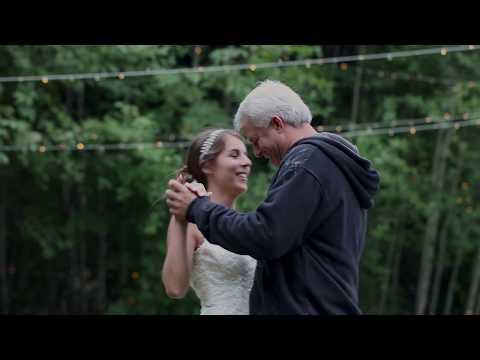 Brook & Ashley Calvert Wedding