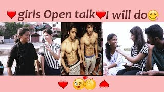 Which part you kissed?💘❤️ Chennai Girls Open Talk on Six Packs ❤️💘 Puthu Aayudham