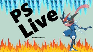PS Live #3 With Chu and Zone |