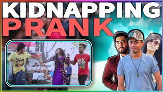 Bangladeshi hot girl Kidnapping Social Experiment 2017  D knockers   Jovan Prank   Bd fun   Prank bd
