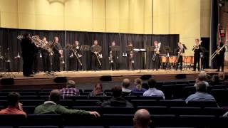 ATW 2015: University of Michigan Trombone Choir