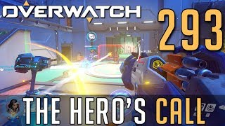[293] The Hero's Call (Let's Play Overwatch PC w/ GaLm and Curryshot)